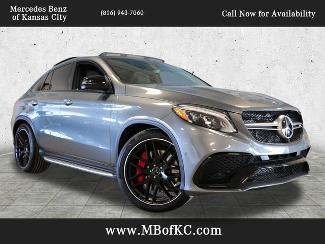 2019 Mercedes-Benz GLE AMG® 63 S Coupe Kansas City MO