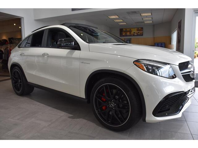 2019 Mercedes-Benz GLE AMG® 63 S Coupe Medford OR