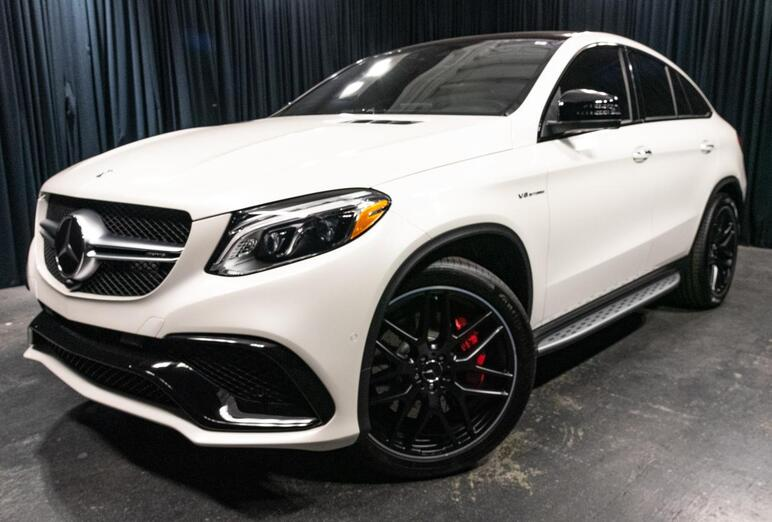 2019 Mercedes-Benz GLE AMG® 63 S Coupe Scottsdale AZ