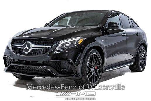 2019 Mercedes-Benz GLE AMG® 63 S Coupe Portland OR