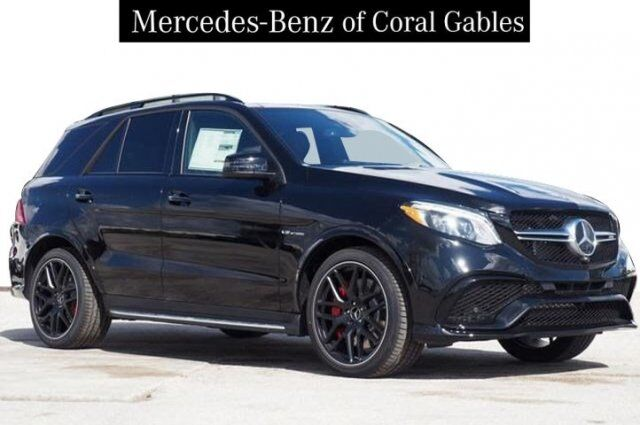 2019 Mercedes-Benz GLE AMG® 63 S SUV KB187670