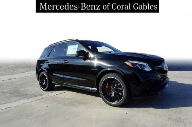 2019 Mercedes-Benz GLE AMG® 63 S SUV Coral Gables FL
