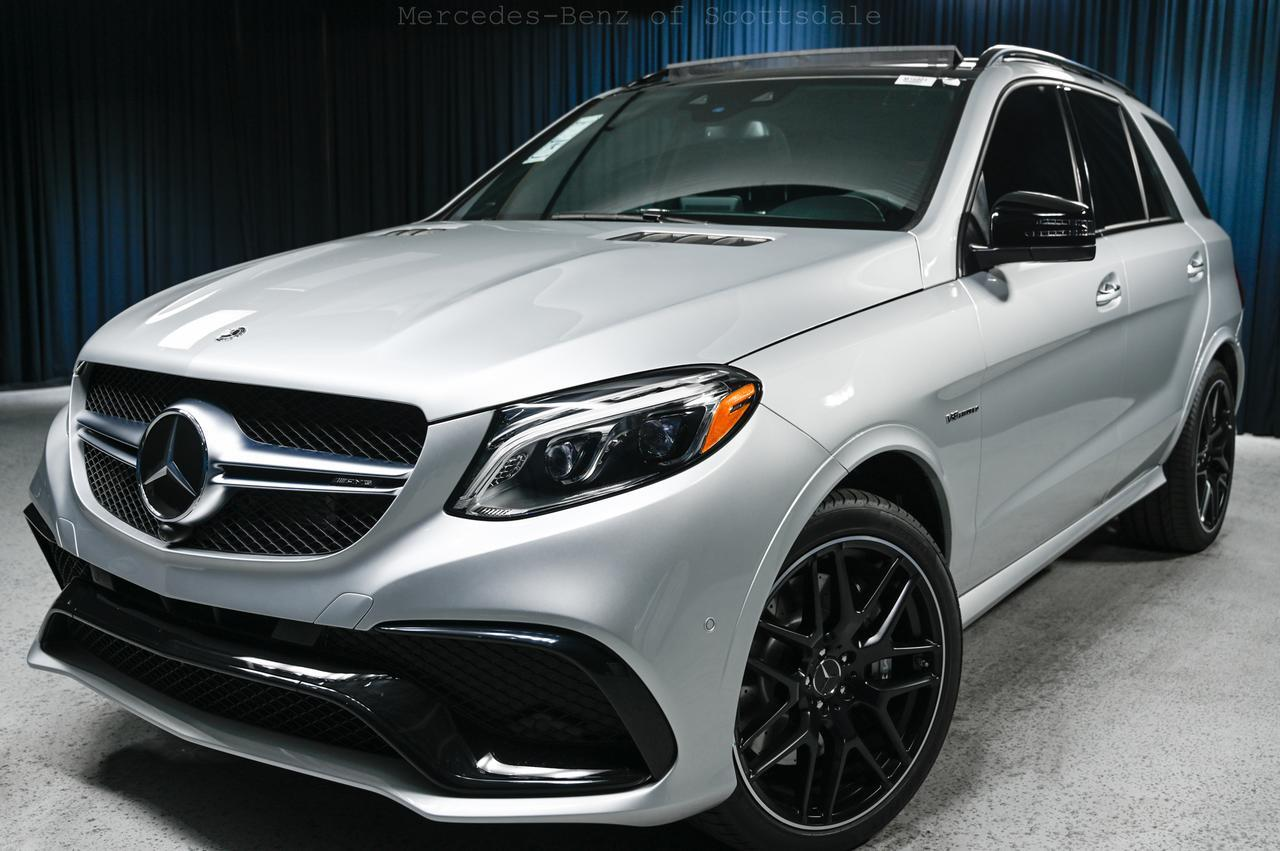 Mercedes Benz Of Scottsdale >> 2019 Mercedes Benz Gle Amg 63 Suv