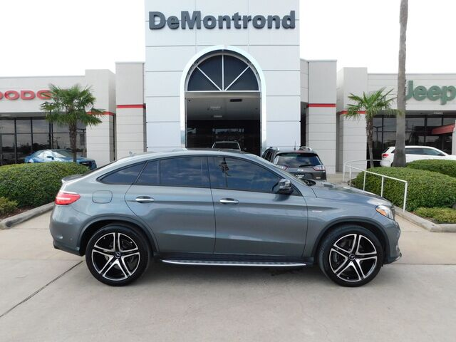 2019 Mercedes-Benz GLE AMG GLE 43 4MATIC Coupe Conroe TX