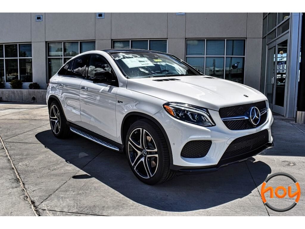 New 2019 Mercedes-Benz GLE AMG GLE 43 4MATIC Coupe in El ...