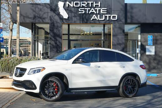 2019 Mercedes-Benz GLE AMG GLE 63 S Walnut Creek CA