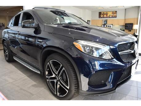 2019_Mercedes-Benz_GLE_AMG® 43 Coupe_ Medford OR