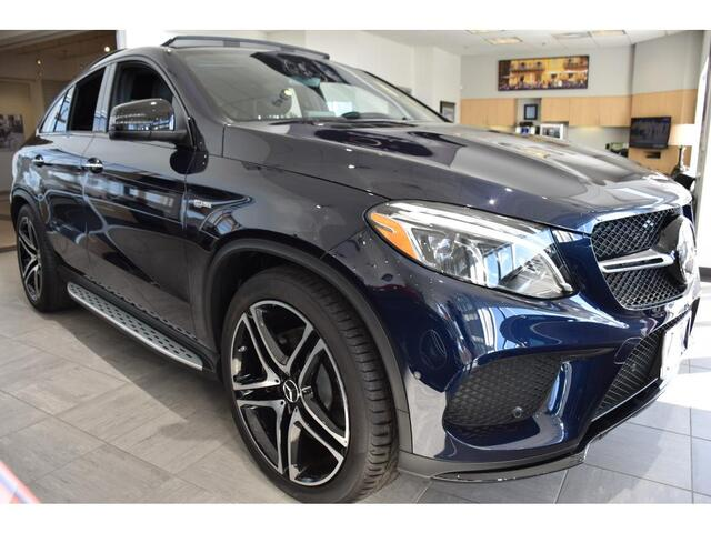 2019 Mercedes-Benz GLE AMG® 43 Coupe Medford OR
