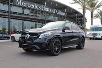 Mercedes-Benz GLE AMG® 63 S Coupe 2019