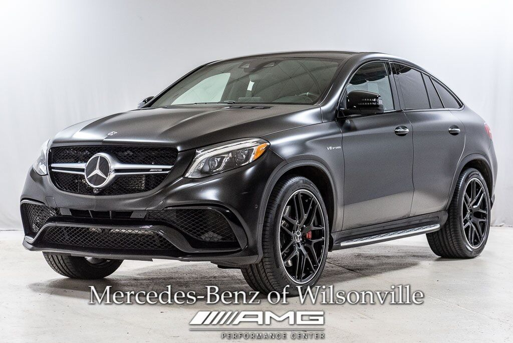 2019 Mercedes-Benz GLE AMG®  63 S Coupe Wilsonville OR