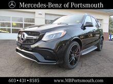 2019_Mercedes-Benz_GLE_AMG® 63 SUV_ Greenland NH