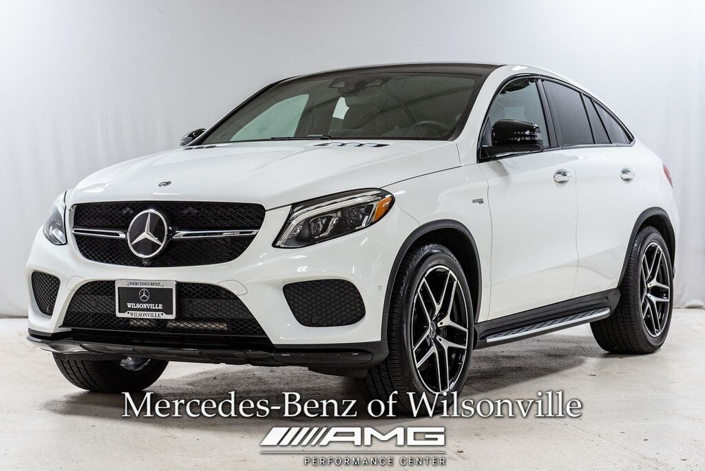 2019 Mercedes-Benz GLE AMG® GLE 43 Coupe Wilsonville OR