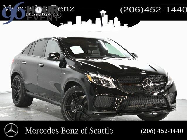 2019 Mercedes-Benz GLE AMG® GLE 43 Coupe Seattle WA