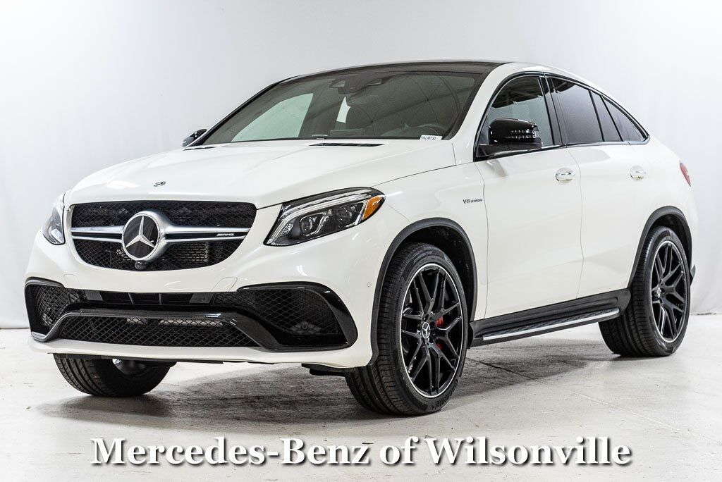 2019 Mercedes-Benz GLE AMG® GLE 63 S Coupe Wilsonville OR