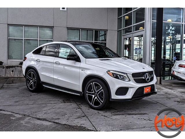 2019 Mercedes-Benz GLE-Class AMG GLE 43 4MATIC Coupe El