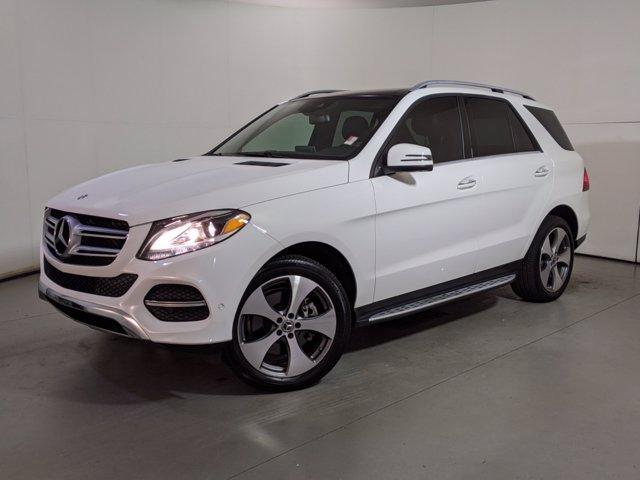 2019 Mercedes-Benz GLE GLE 400 4MATIC® SUV Cary NC