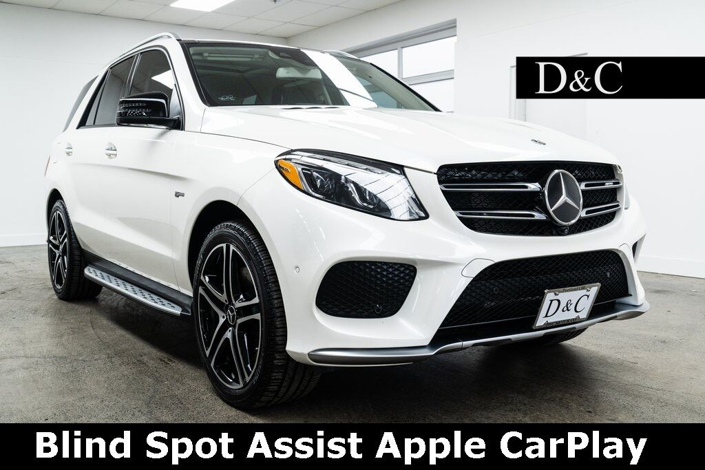 2019 Mercedes-Benz GLE GLE 43 AMG 4MATIC Blind Spot Assist Apple CarPlay Portland OR