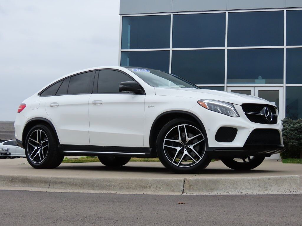 2019 Mercedes-Benz GLE GLE 43 AMG® 4MATIC® Kansas City MO