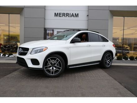 2019_Mercedes-Benz_GLE_GLE 43 AMG®_ Merriam KS