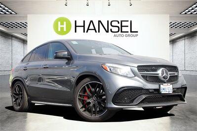 2019_Mercedes-Benz_GLE_GLE 63 AMG®_ Santa Rosa CA