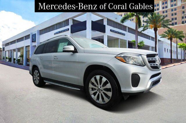 2019 Mercedes-Benz GLS 450 4MATIC® SUV KB240145 Coral Gables FL