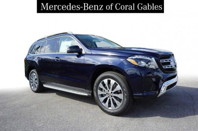 2019 Mercedes-Benz GLS 450 4MATIC® SUV Coral Gables FL