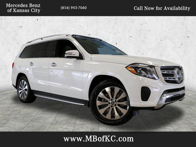2019 Mercedes-Benz GLS 450 4MATIC® SUV Kansas City MO