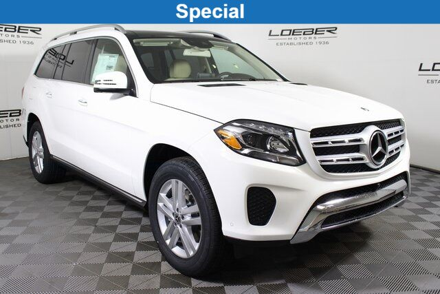 2019 Mercedes-Benz GLS 450 4MATIC® SUV Lincolnwood IL