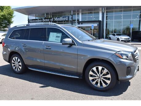 2019_Mercedes-Benz_GLS_450 4MATIC® SUV_ Medford OR