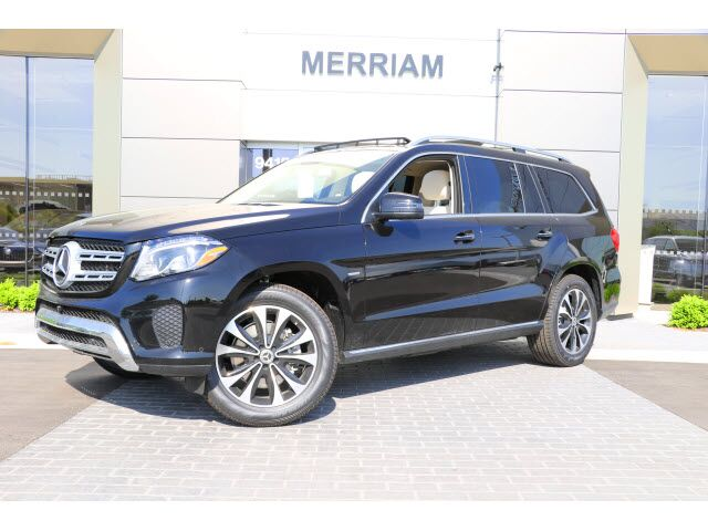2019 Mercedes-Benz GLS 450 4MATIC® SUV Merriam KS