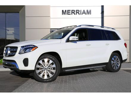 2019_Mercedes-Benz_GLS_450 4MATIC® SUV_ Merriam KS