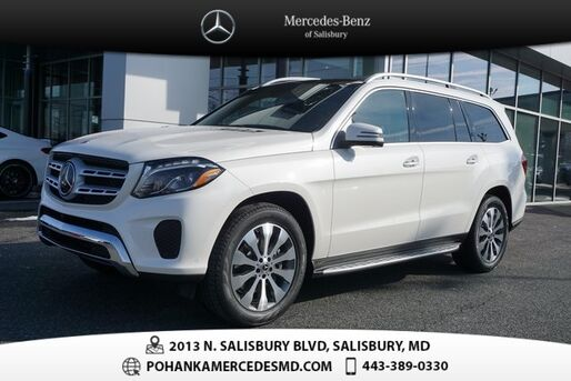 2019_Mercedes-Benz_GLS_450 4MATIC_ Salisbury MD