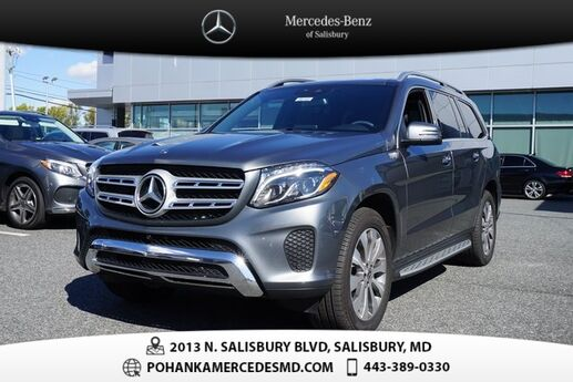 2019 Mercedes-Benz GLS 450 4MATIC Salisbury MD