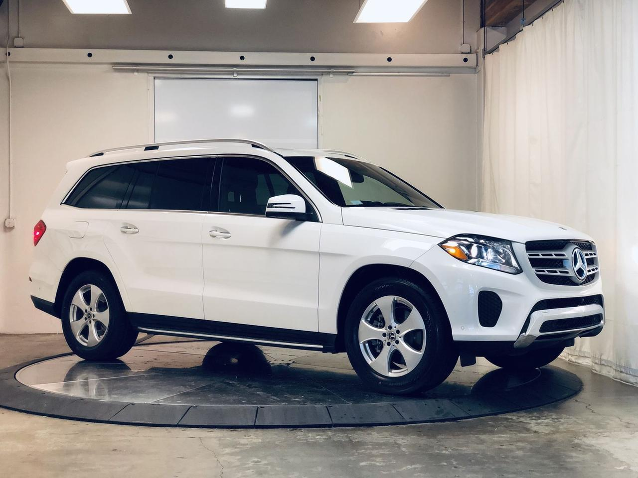 2019 Mercedes-Benz GLS 450 4MATIC Surround View Cam Blind Spot Assist Tow Pkg Portland OR