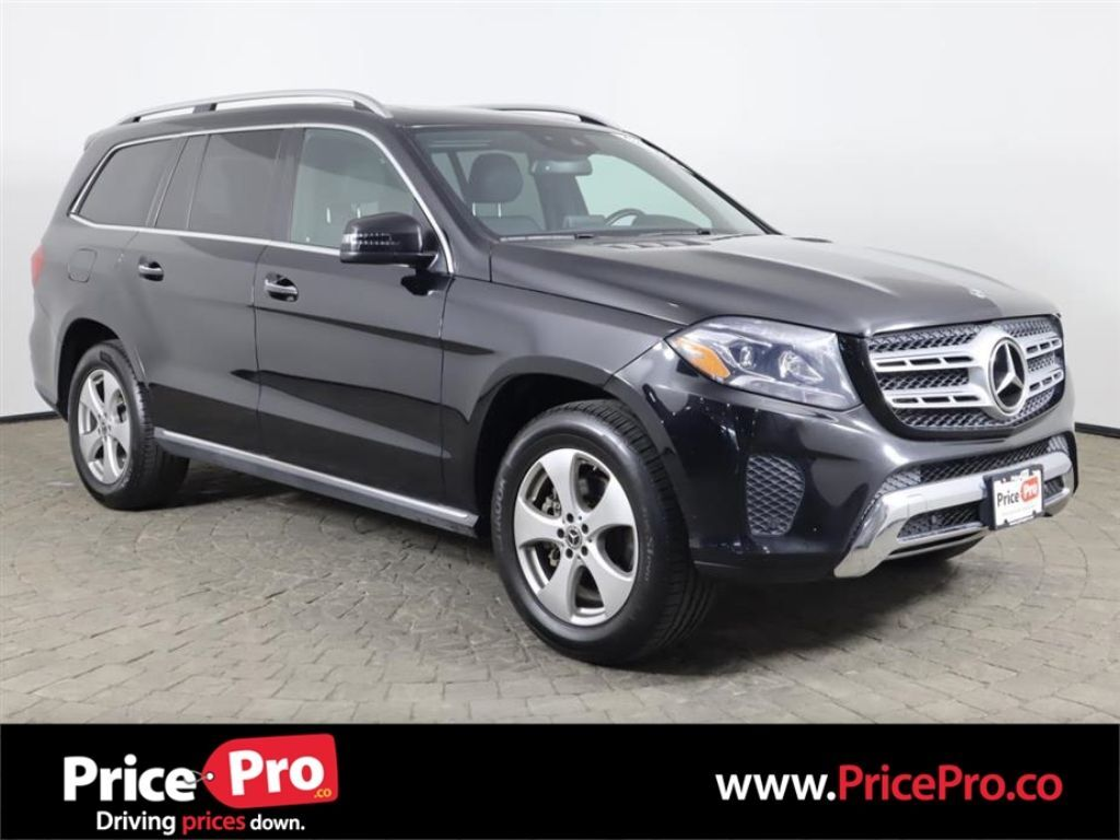2019 Mercedes-Benz GLS 450 4MATIC w/Nav/Sunroof Maumee OH