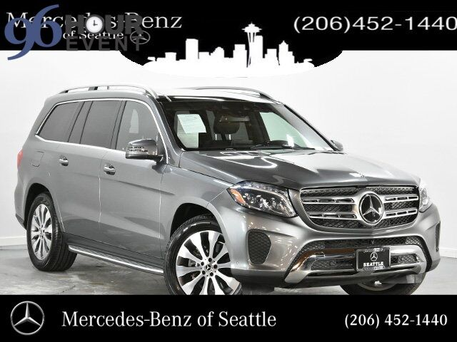 2019 Mercedes-Benz GLS 450 4MATIC® SUV Seattle WA