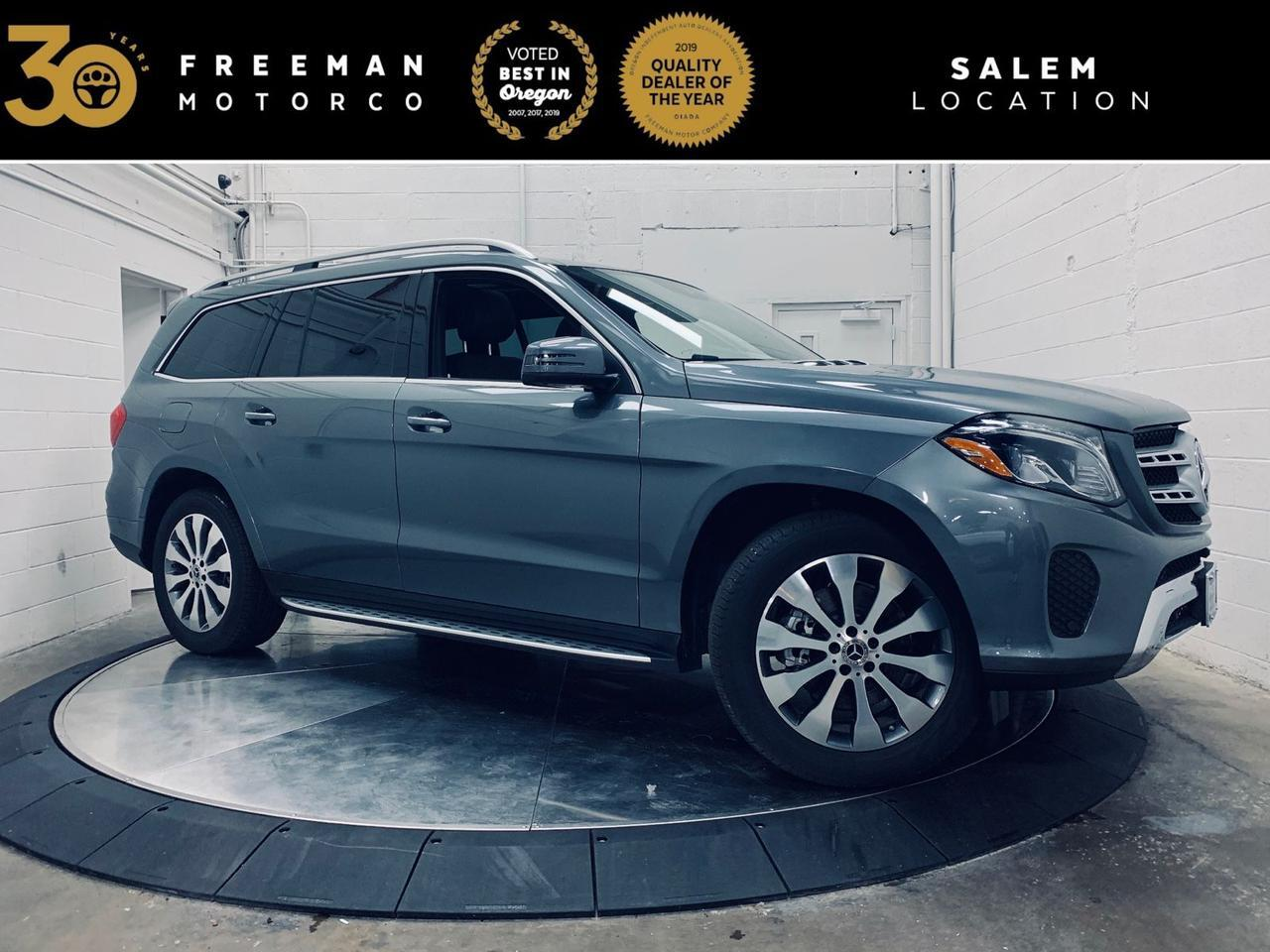 2019 Mercedes-Benz GLS 450 Pano Surround View Cam Lighting Package Salem OR