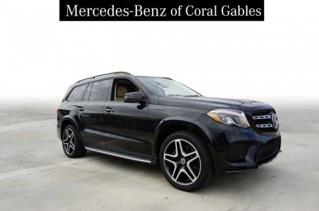 New 2019 Mercedes Benz Gls 550 4matic Suv In Coral Gables Fl