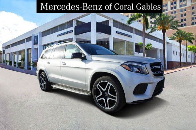 2019 Mercedes-Benz GLS 550 4MATIC® SUV Cutler Bay FL