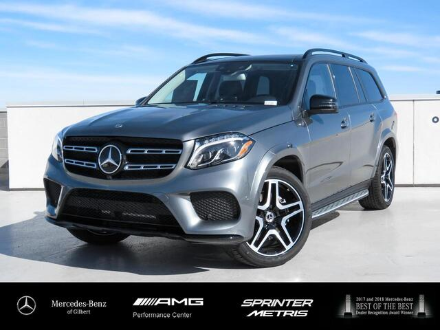 2019 Mercedes-Benz GLS 550 4MATIC® SUV Gilbert AZ