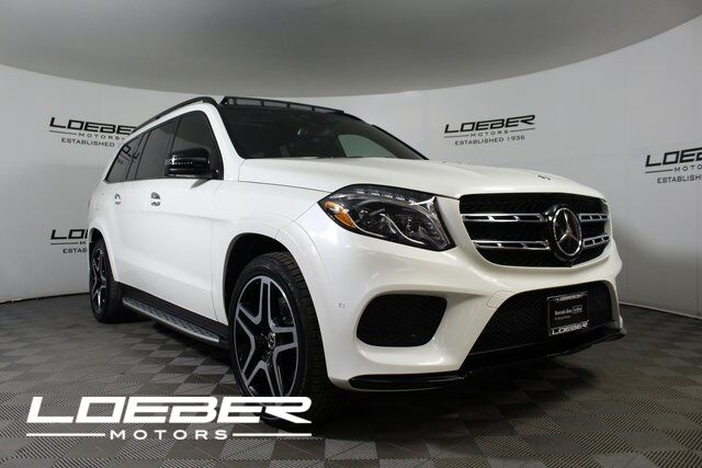 2019 Mercedes-Benz GLS 550 4MATIC® SUV Lincolnwood IL