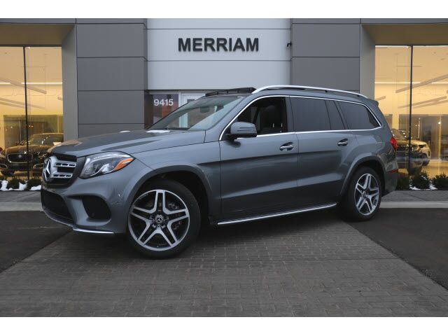 2019 Mercedes-Benz GLS 550 4MATIC® SUV Merriam KS