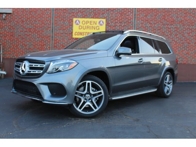 2019 Mercedes-Benz GLS 550 4MATIC® SUV Oshkosh WI