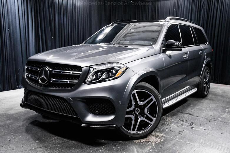 2019 Mercedes-Benz GLS 550 4MATIC® SUV Scottsdale AZ