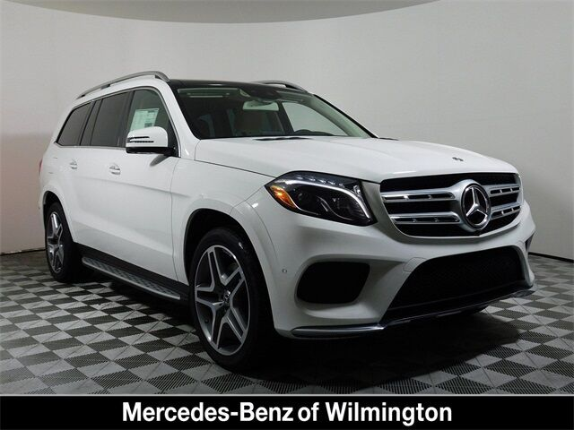 2019 Mercedes-Benz GLS 550 4MATIC® SUV Wilmington DE