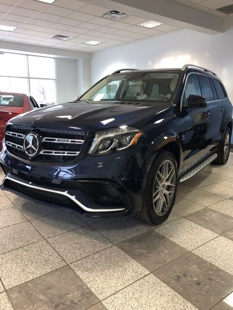 2019 Mercedes-Benz GLS AMG® 63 SUV Indianapolis IN