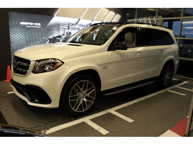 2019 Mercedes-Benz GLS AMG® 63 SUV Merriam KS
