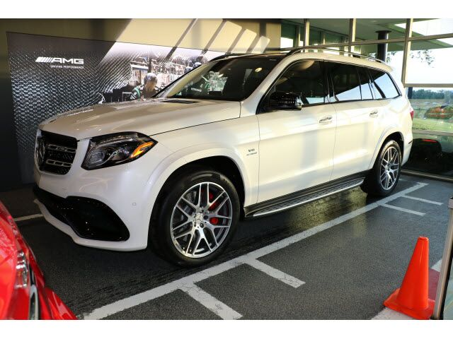 2019 Mercedes-Benz GLS AMG® 63 4MATIC® SUV Oshkosh WI