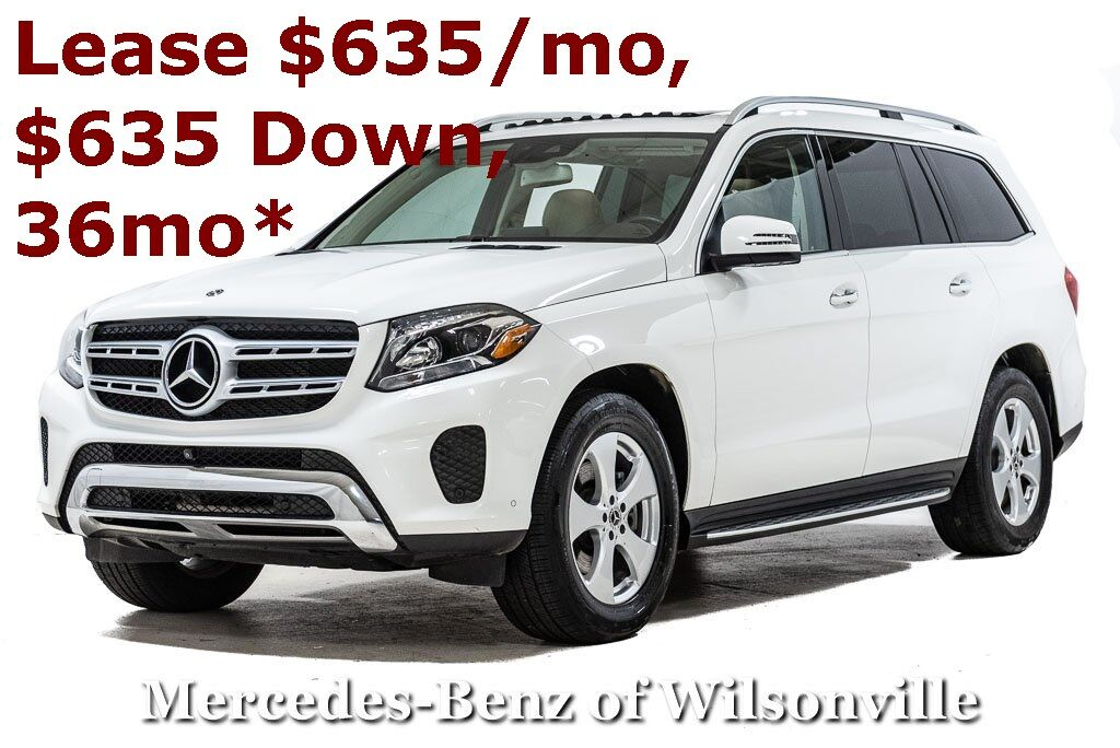 2019 Mercedes-Benz GLS GLS 450 4MATIC® SUV