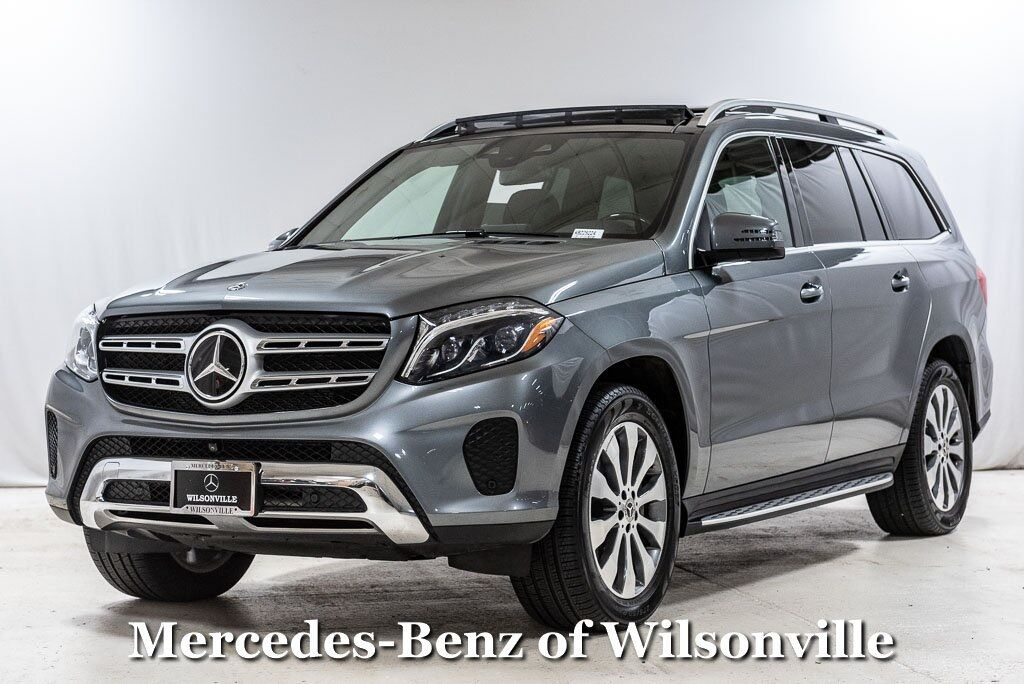 2019 Mercedes-Benz GLS GLS 450 4MATIC® SUV Wilsonville OR